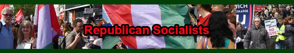 Republican Socialists Banner
